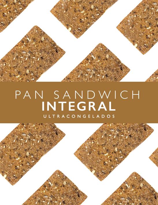 Pan sandwich integral 10cm x 10cm