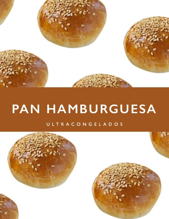 Pan hamburgesa 25grs (para niños)